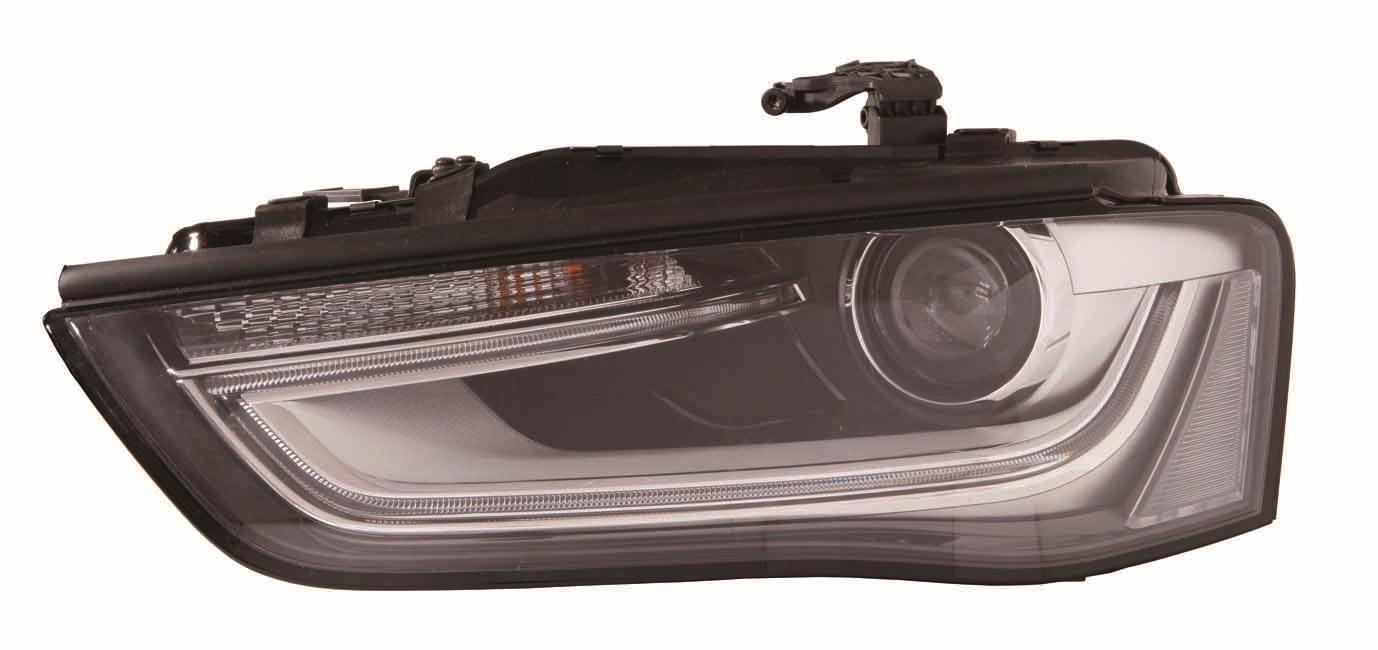 AUDI A4 12-*FARO IZQ CON REGULACION ELECTRICA CON MOTOR LED D3S (XENON)