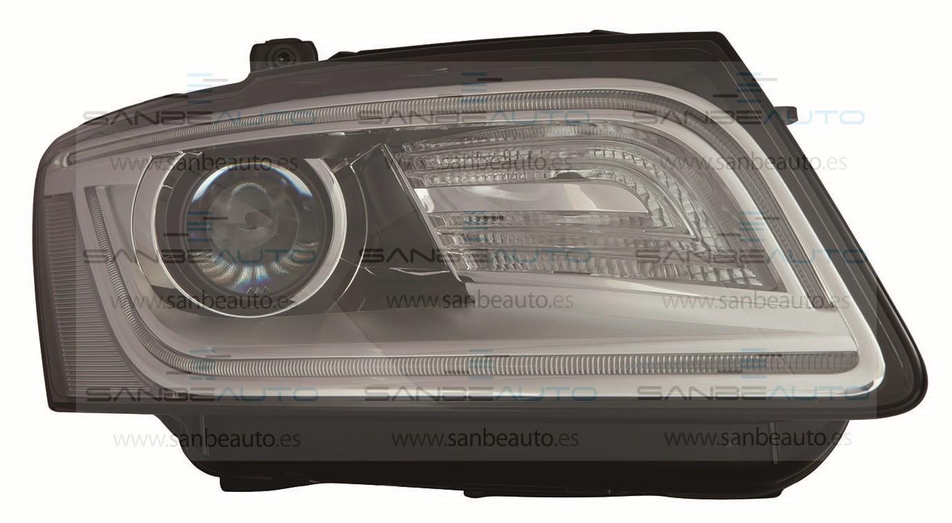 AUDI Q5 13-*FARO DCH CON REGULACION ELECTRICA CON MOTOR D3S/LED (XENON)