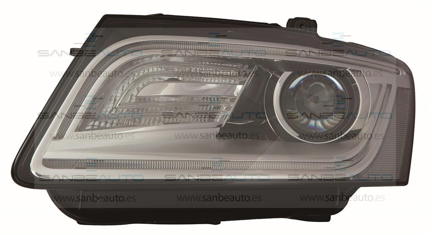 AUDI Q5 13-*FARO IZQ CON REGULACION ELECTRICA CON MOTOR D3S/LED (XENON)