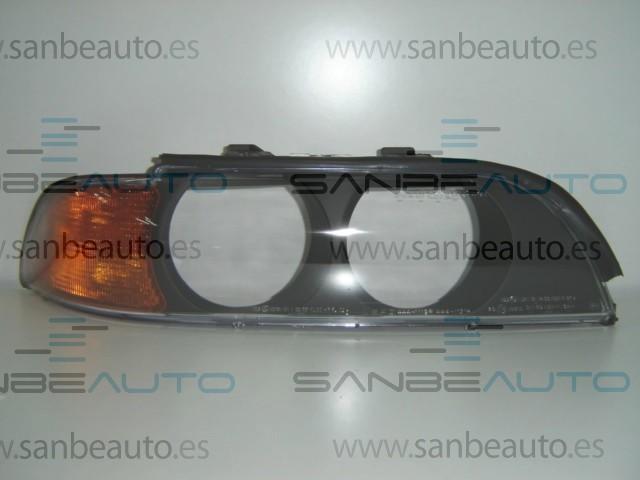 BMW E39 95-*CRISTAL/FARO CON PILOTO AMBAR DCH