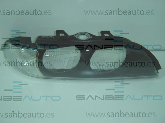 BMW E39 95-*CRISTAL/FARO DCH CON PILOTO BLANCO