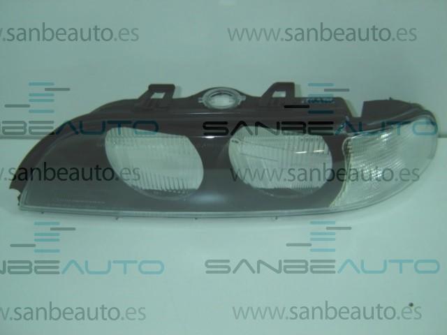 BMW E39 95-*CRISTAL/FARO IZQ CON PILOTO BLANCO