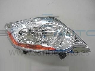 FORD KUGA 08-*FARO DCH CON REGULACION ELECTRICA CON MOTOR H7/H7