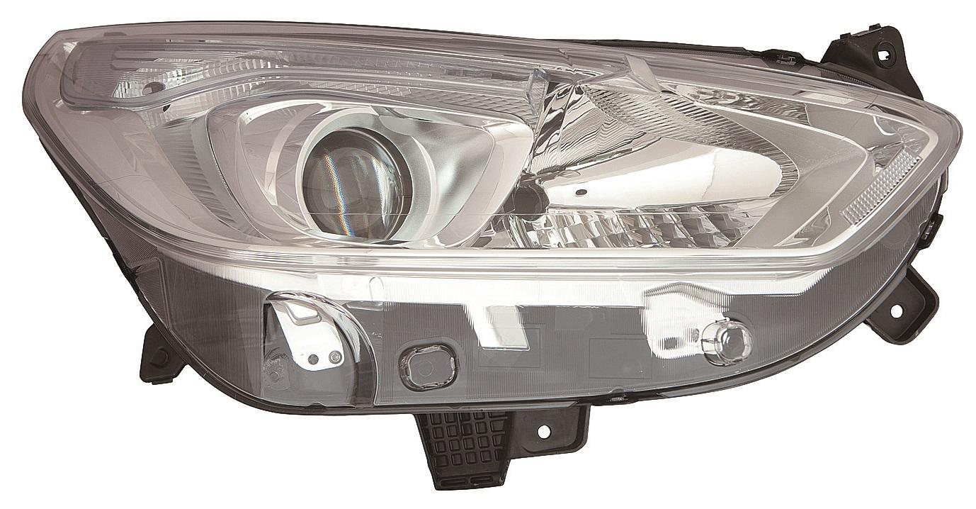 FORD S-MAX 15-*/GALAXY 15-*FARO DCH CON REGULACION ELECTRICA CON MOTOR H7/H15