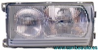 MERCEDES W123*OPTICA IZQ