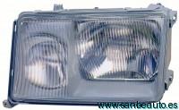MERCEDES W124 85-*OPTICA FARO DCH