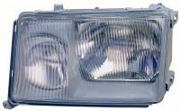 MERCEDES W124 85-*OPTICA FARO IZQ