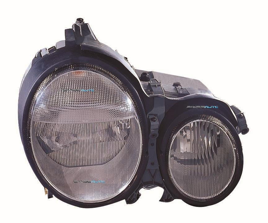 MERCEDES W210 99-*FARO DCH CON REGULACION ELECTRICA  XENON D2R/H7
