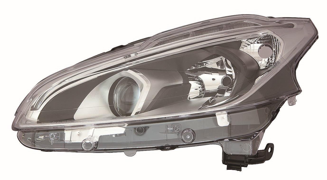 PEUGEOT 208 15-*FARO IZQ CON REGULACION ELECTRICA H7/H7/LED