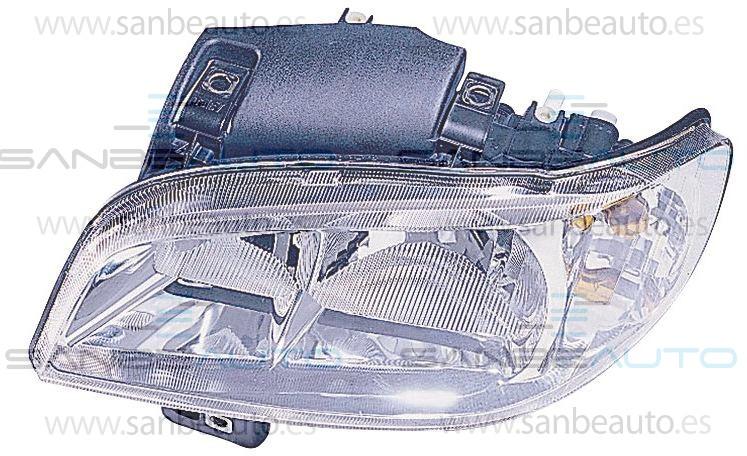 SEAT IBIZA/CORD 99-*FARO IZQ CON REGULACION ELECTRICA H7/H1