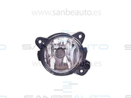 VW FOX/LT/POLO GTI/FABIA 05-* FARO ANTINIEBLA DCH REDONDO