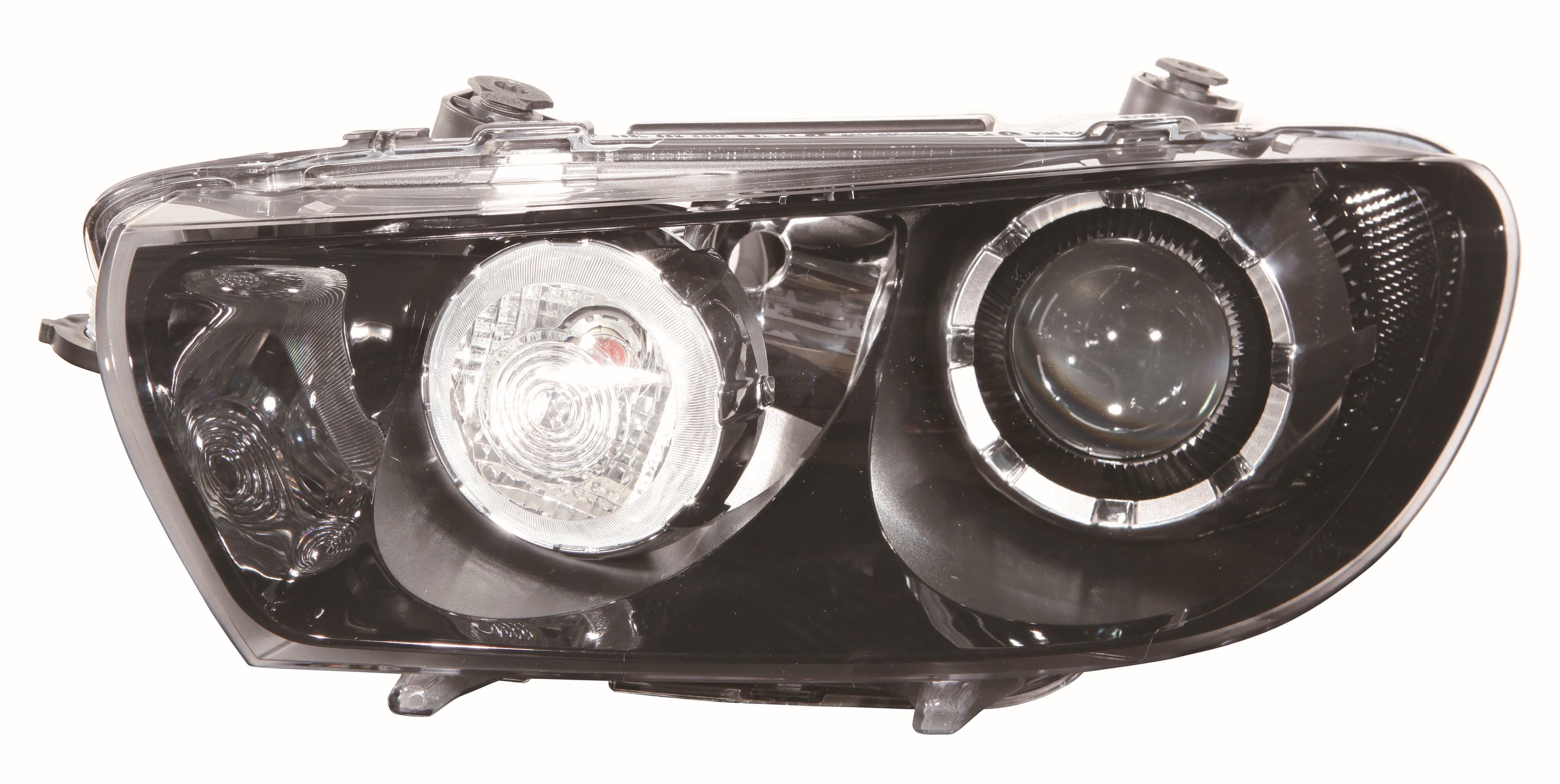VW SCIROCCO 09-*FARO IZQ CON REGULACION ELECTRICA CON MOTOR D1S/H7 (XENON)