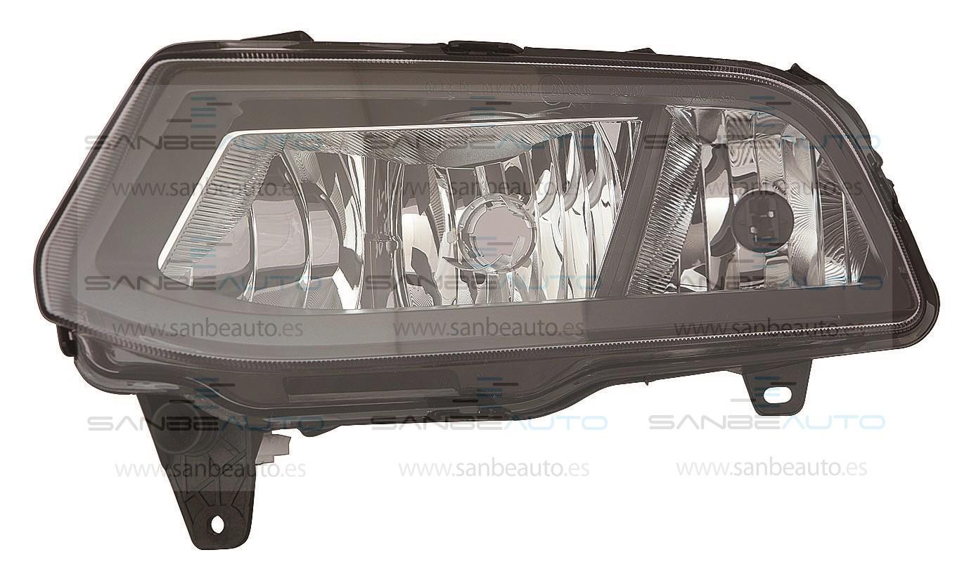 VW POLO 14-*FARO ANTINIEBLA DCH CON LUZ DIURNA H8/ W21W