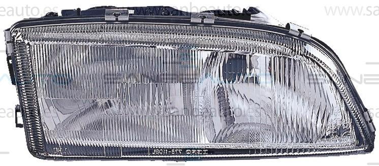 VOLVO S70 96-*FARO DCH ELECTRICO