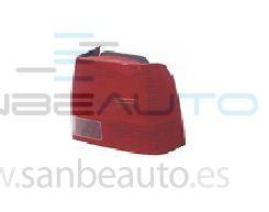 VW PASSAT 96-*PILOTO TRASERO DCH(ROJO/BLANCO)