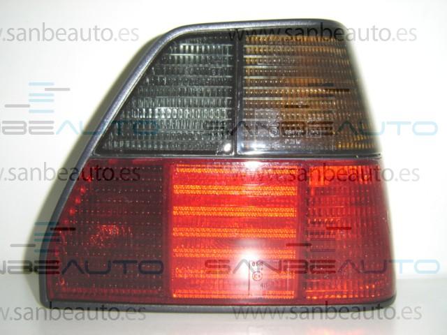 VW GOLF 84-*PILOTO TRASERO DCH AHUMADO