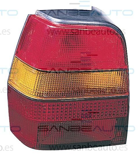 VW POLO 90-*PILOTO TRASERO IZQ (RANCHERA)