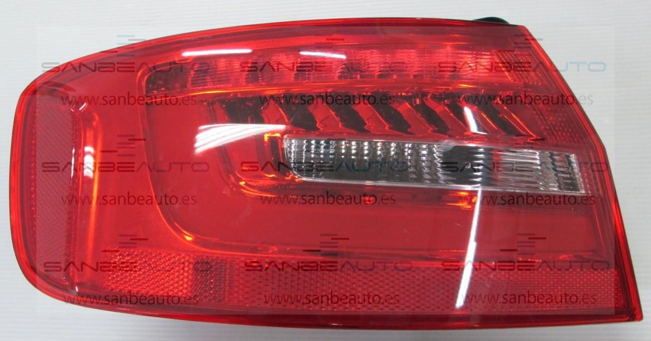 AUDI A4 12-*PILOTO TRASERO IZQ 4P LED EXTERIOR