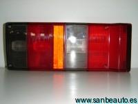 AUTOBIANCHI Y10 89-*CRISTAL TRASERO IZQ