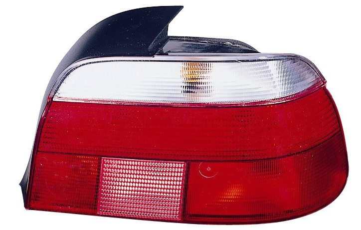 BMW E39 95-*PILOTO TRASERO DCH BLANCO