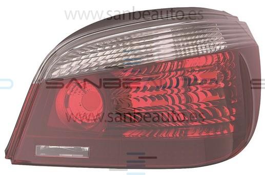 BMW S/5 E60 03-06*PILOTO TRASERO DCH SEDAN AHUMADO