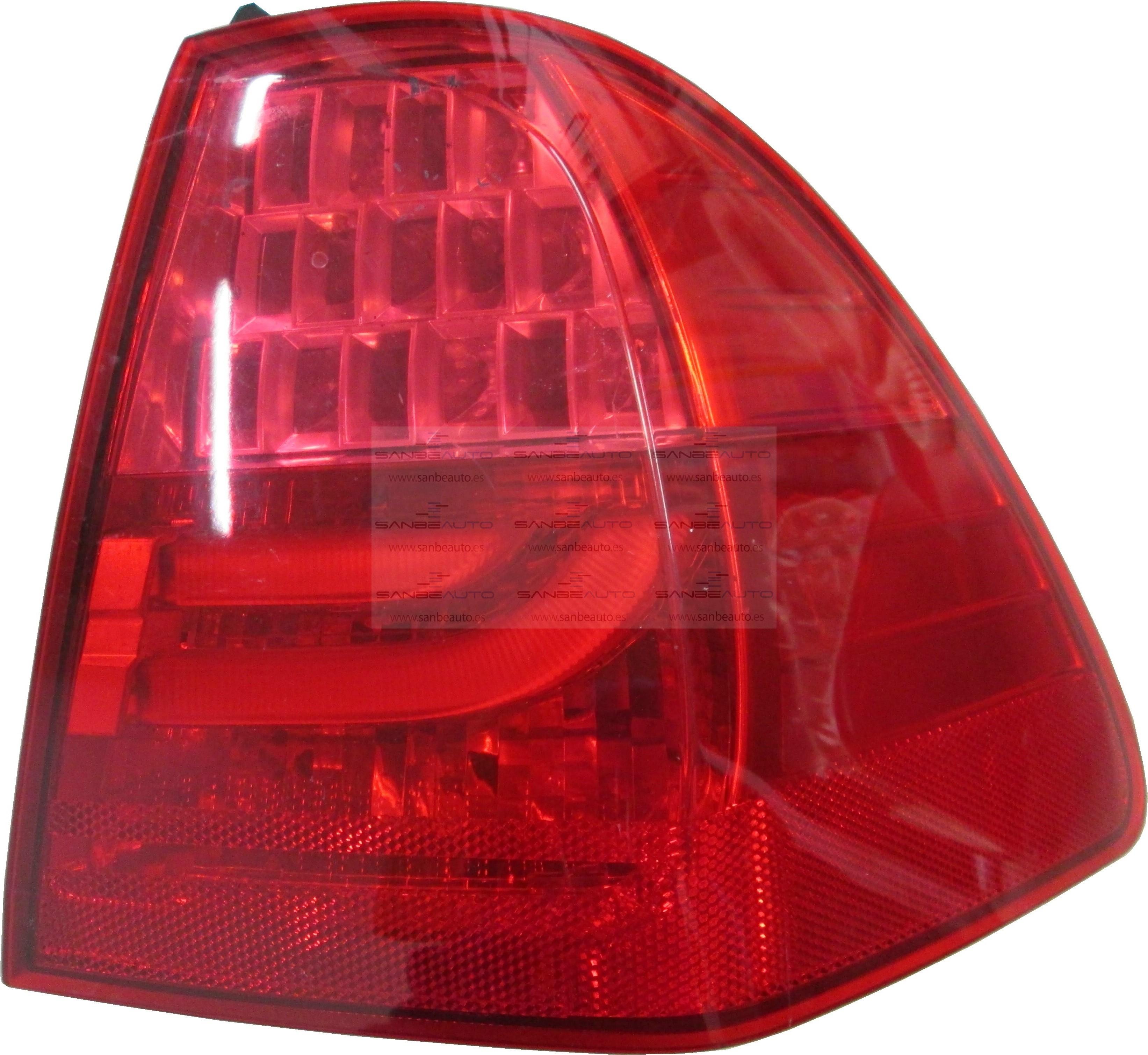 BMW S/3 E91 07-*PILOTO TRASERO DCH EXTERIOR SW LED