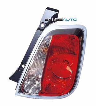 FIAT 500 07-*PILOTO TRASERO DCH