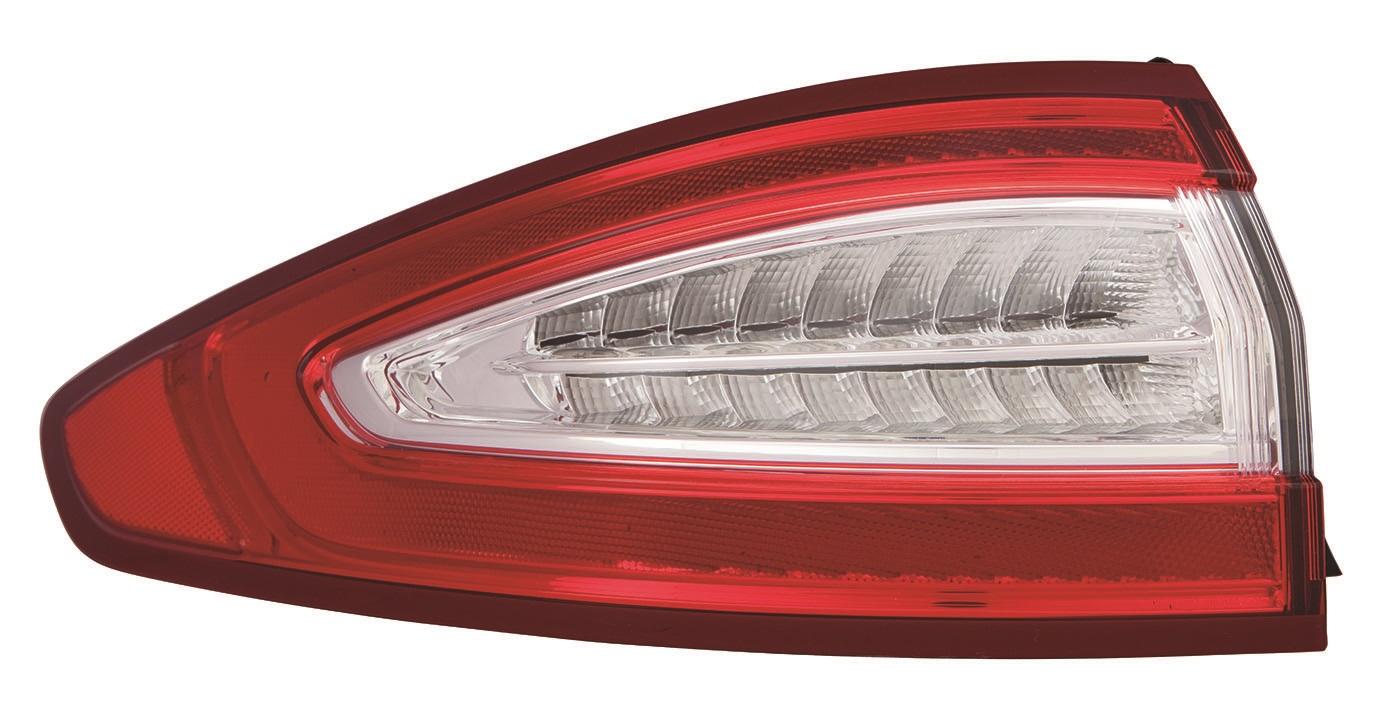 FORD MONDEO 14-*PILOTO TRASERO IZQ EXTERIOR LED(4P)