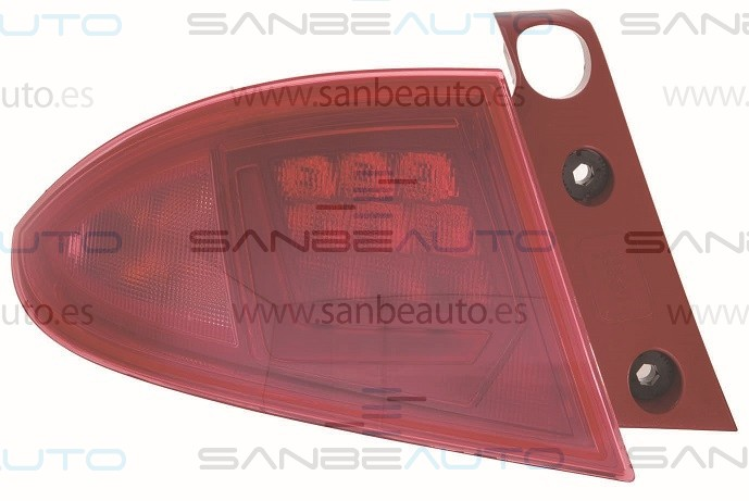 SEAT LEON 09-*PILOTO TRASERO DCH LED(EXTERIOR)