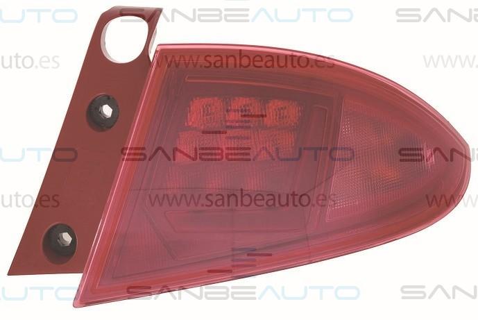 SEAT LEON 09-*PILOTO TRASERO IZQ LED(EXTERIOR)