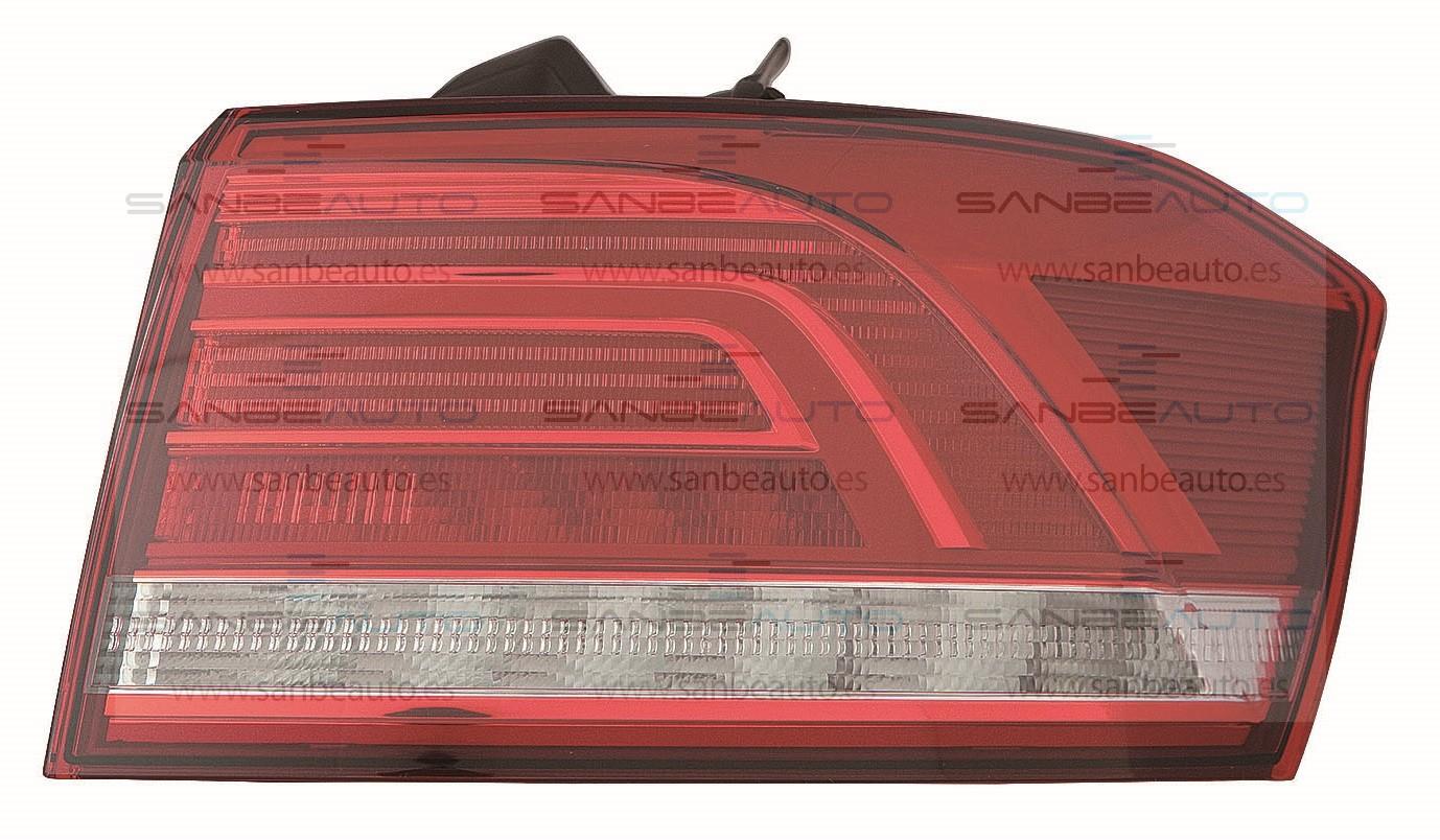 VW PASSAT 14-*PILOTO TRASERO DCH SW EXTERIOR LED