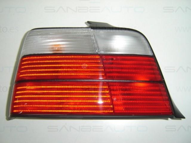 BMW E36 91-*PILOTO IZQ. BLANCO 4P.C/CH.CON