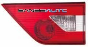 BMW X3 03-*PILOTO TRASERO DCH PORTON(BLANCO/ROJO)