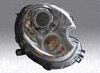 MINI ONE/COOPER 07-*FARO D1S CON REGULACION ELECTRICA BLANCO DCH (XENON) MAGNETI MARELLI