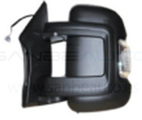 FIAT DUCATO/JUMP/BOX 06-*RETROVISOR IZQ ELECTRICO TERMICO CON INTERMITENTE