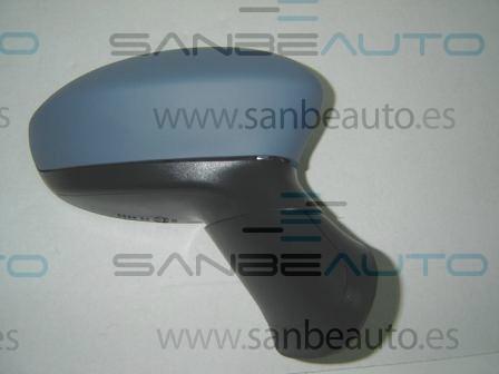 FIAT 500 07-*RETROVISOR IZQ ELECTRICO TERMICO CONVEXO PARA PINTAR
