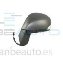 RENAULT SCENIC 09-*RETROVISOR IZQ ELECTRICO CALEFACTADO PARA PINTAR CON INTERMITENTE ABATIBLE ELECTRICAMENTE 10 PIN