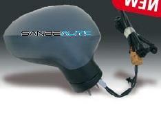 SEAT EXEO 09-*RETROVISOR DCH ELECTRICO CALEFACTADO PARA PINTAR ABATIBLE ELECTRICAMENTE 7PIN
