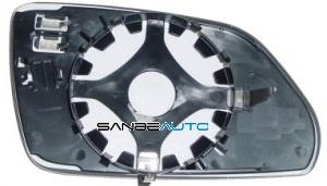 VW POLO 05-*CRISTAL ESPEJO IZQ ASFERICO TERMICO
