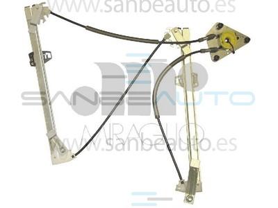 AUDI A1 12-*ELEVALUNAS ELECTRICO DELANTERO DCH 5P(SIN MOTOR)