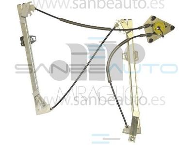 AUDI A1 12-*ELEVALUNAS ELECTRICO DELANTERO IZQ 5P(SIN MOTOR)
