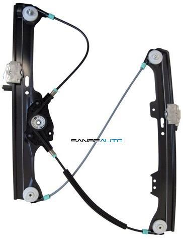 BMW S/5 E60 03-*ELEVALUNAS ELECTRICO DELANTERO. DCH 5P(SIN MOTOR)