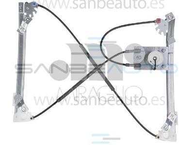 FORD S-MAX 06-*ELEVALUNAS ELECTRICO TRASERO DCH (SIN MOTOR)
