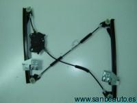 SEAT IBIZA 02-*ELEVALUNAS ELECTRICO DELANTERO DCH 4/5P(SISTEMA COMFORT) SIN MOTOR