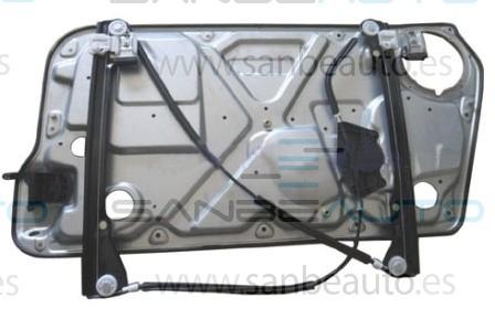 VW BEETLE 98-*ELEVALUNAS ELECTRICO+PANEL DELANTERO DCH 3P(SISTEMA COMFORT)SIN MOTOR