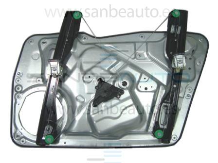 VW CADDY 04-*ELEVALUNAS ELECTRICO + PANEL DELANTERO IZQ (SIN MOTOR)