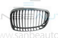 BMW S/1 E81 07-*REJILLA ESQ(CROMADA/CROMADA/NEGRA)