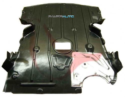 BMW S/3 E90 05-*PLASTICO PROTECTOR INFERIOR TRASERO( MOTOR)