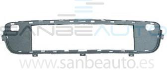 BMW X5 E70 07-*REJILLA PARAGOLPES DELANTER. INFERIOR INTERIOR CON AGUJEROS SENSOR