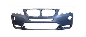 BMW X3 11-*PARAGOLPES DELANTER. SUPERIOR PARA PINTAR SIN AGUJEROS LAVAFAROS
